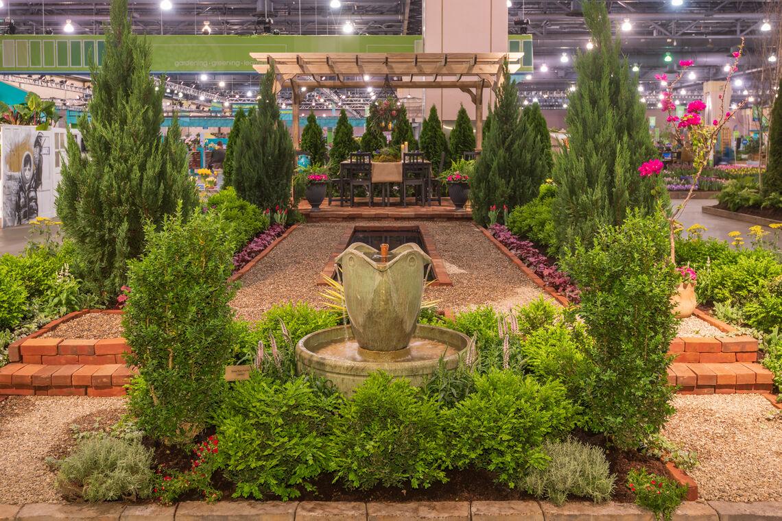 Men's Garden Club - 2020 Exhibit