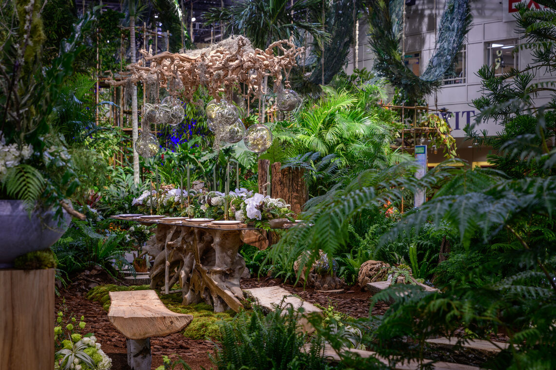 Robertson's Flowers and Events - 2018 Exhibit