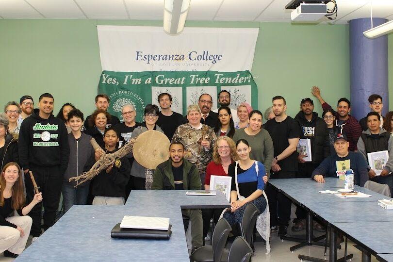 Esperanza tree tenders training 2018